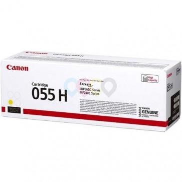 Canon Cartridge 055H / 3017C002 Yellow