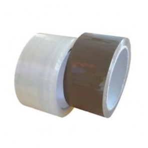 Baliaca páska, 48mm x 66m, transparentná, hrúbka 40 µm