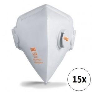 Uvex silv-Air 3210 FFP2 - 15ks