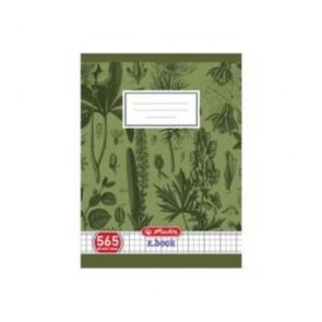 Školský zošit Herlitz 565 A5 5x5, štvorčekový, 60g/m2