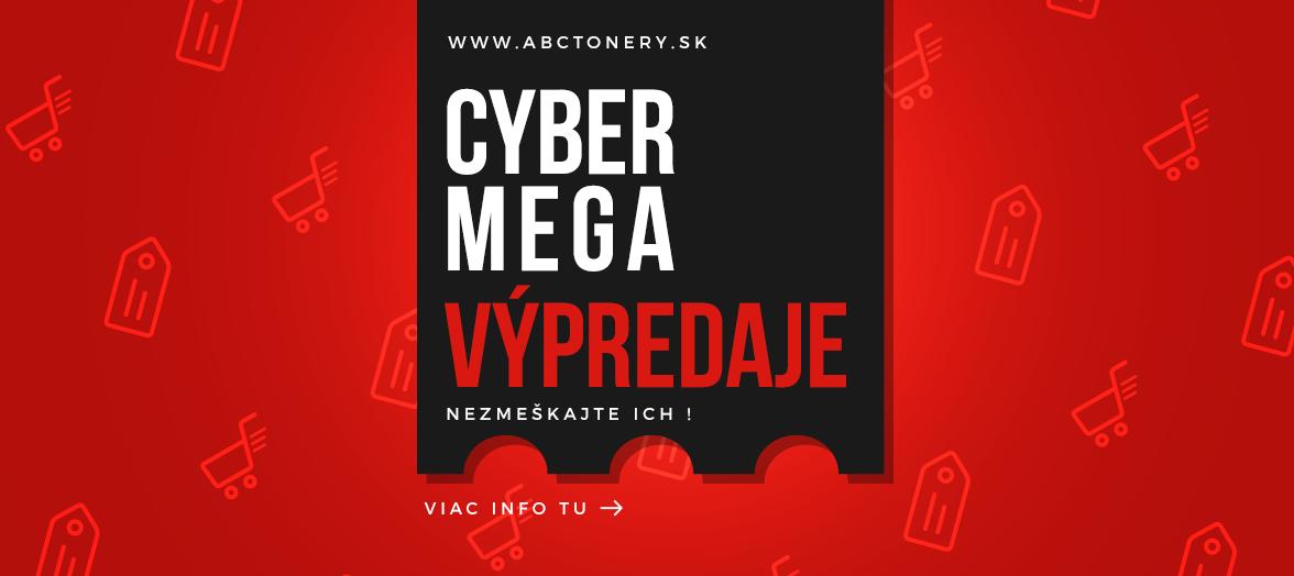 Cyber Mega Zľavy