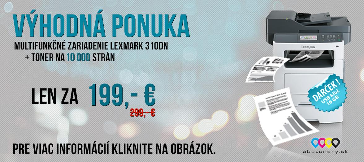 Office Set Lexmark MX310dn